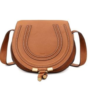 Chloè Small Marcie Crossbody Bag